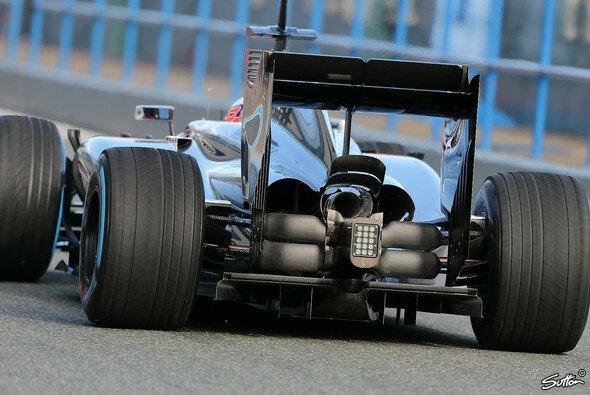 2014 dröhnt deutlich weniger Lärm aus dem Heck der F1-Boliden