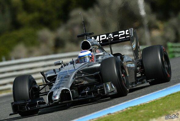 Positive Nachrichten für McLaren