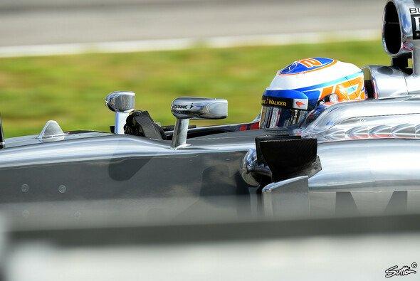 Button fordert alle Mercedes-Teams zur Zusammenarbeit auf