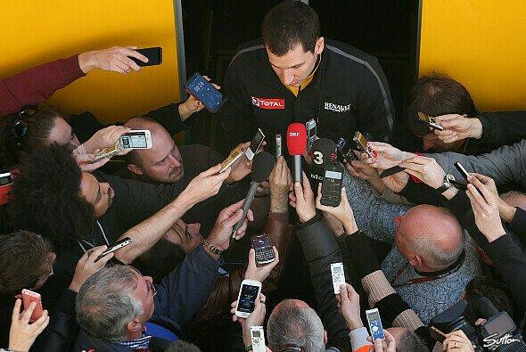 Taffin stand der Presse schon in Jerez Rede und Antwort