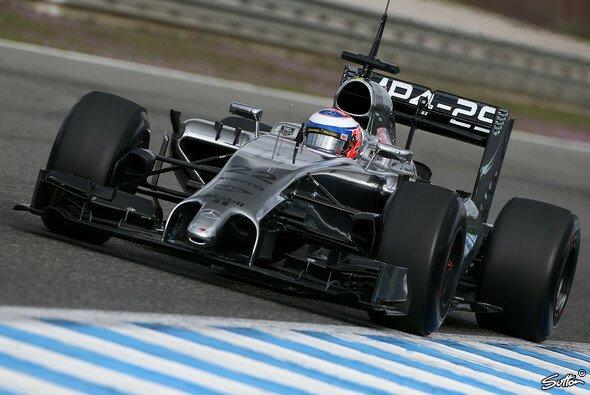 Jenson Button könnte 2014 überraschen
