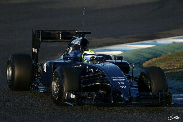 Felipe Massa setzt große Hoffnungen in den neuen Williams