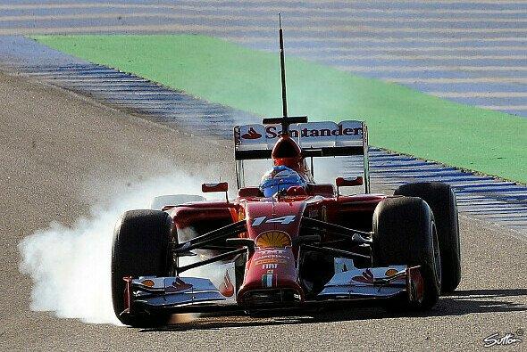 Fernando Alonso kann keine Unterschiede feststellen