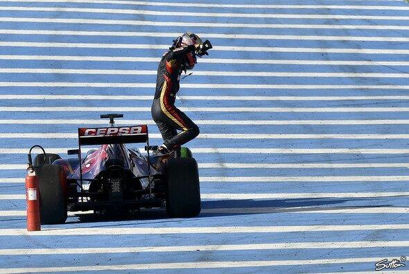 Bei Toro Rosso läuft es noch nicht rund