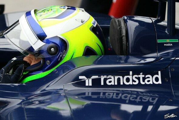 Felipe Massa fühlt sich bei Williams pudelwohl