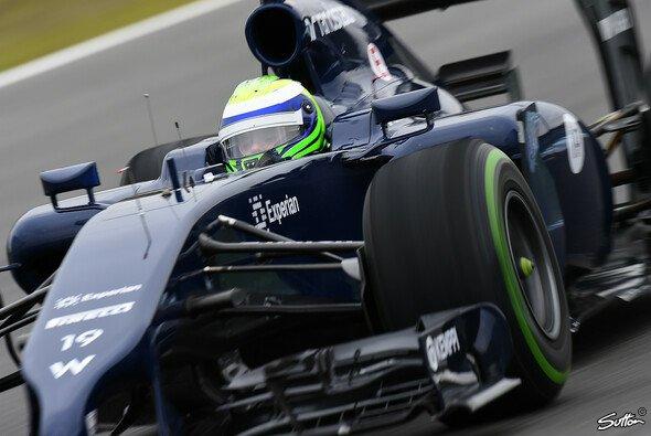Massa fuhr am finalen Tag Bestzeit