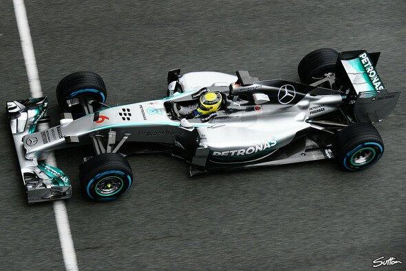 Für Norbert Haug hat Mercedes die Nase vorne