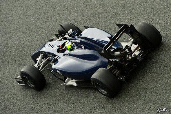 Felipe Massa ist die Formel 1 nicht zu langsam