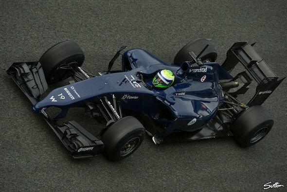 Felipe Massa war der Schnellste