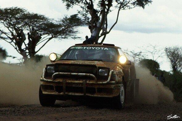Carlos Sainz hat die Safari Rallye einmal gewonnen - Foto: Sutton