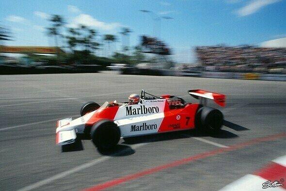 In Long Beach gastierte die Formel 1 von 1976 bis 1983