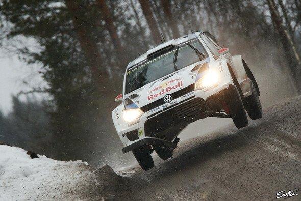 Jari-Matti Latvala könnte den Sieg entspannt nach Hause fahren