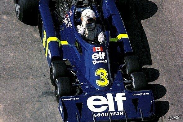 Tyrrell scheute sich in der Formel 1 nie vor gewagten Innovationen - Foto: Sutton