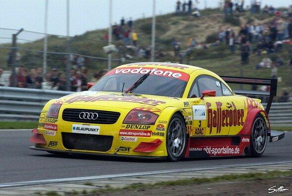 2002 startete Abt Sportsline mit Audi TT-R als Privatteam in der DTM - Foto: Miltenburg/Sutton