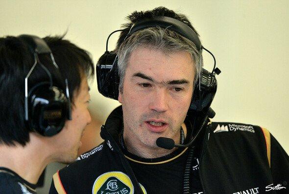 Nick Chester sieht in Bahrain einen Berg voll Arbeit auf sein Team zukommen