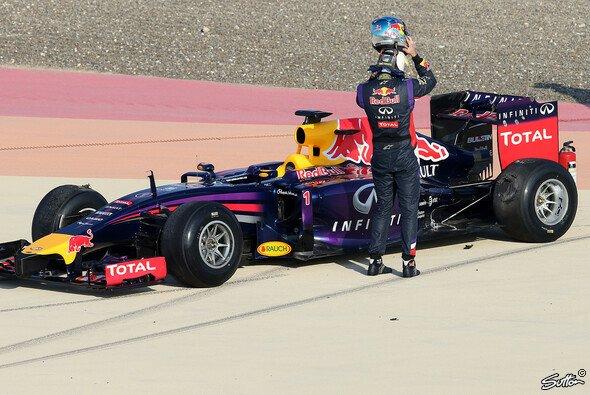 Sebastian Vettel wurde wieder einmal durch die Technik ausgebremst