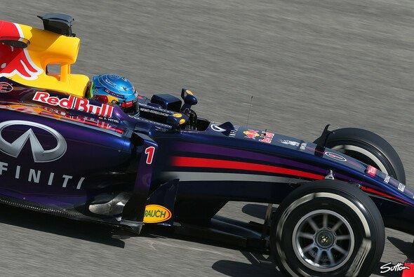 Vettel erlebte erstmals einen problemfreien Tag