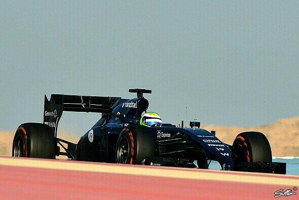 Massa überzeugt bei Williams