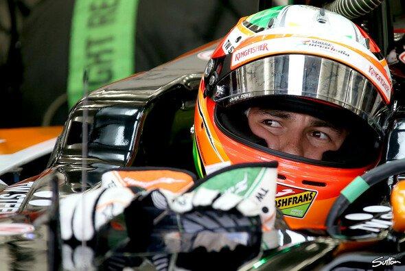 Robert Fernley schwärmt von Sergio Perez