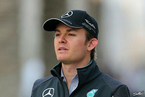 Rosberg macht den Anfang