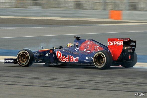 Schafft es Toro Rosso bis zum Fallen der Zielflagge?