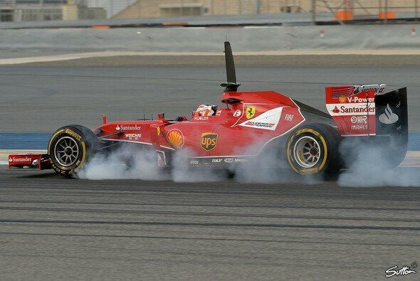 Beste Bedinungen in Bahrain für die Pirelli-Reifen