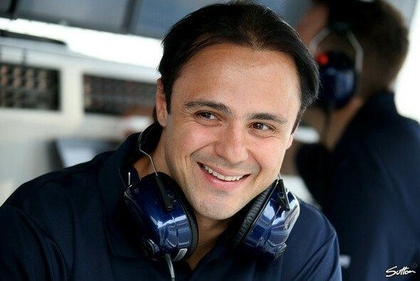 Felipe Massa verliert die Konkurrenz nicht aus den Augen