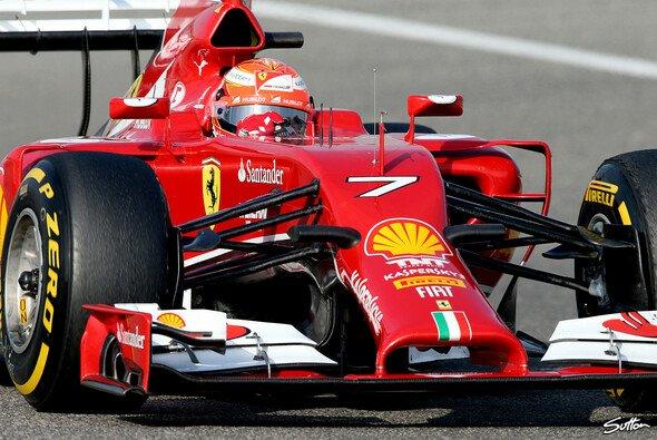 Ferrari ist nach zwei Testphasen im Soll