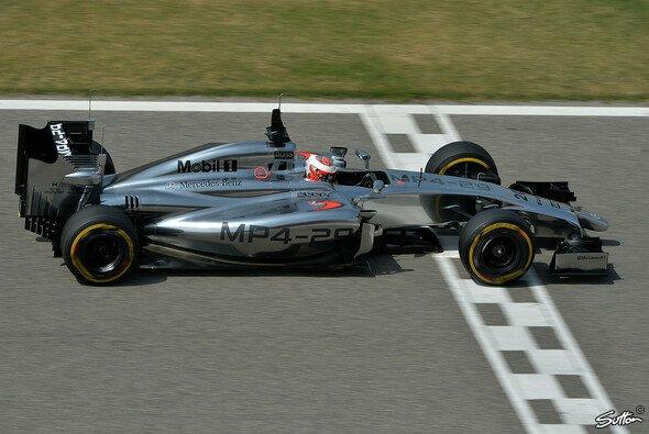 Nach einem Jahr Abstinenz will McLaren mit aller Macht wieder zurück auf die Podien der Formel 1