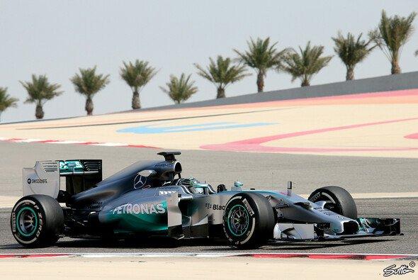 Nico Rosberg freut sich auf Bahrain