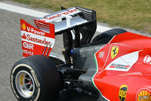 Der Ferrari-Motor sorgt für Gesprächsstoff