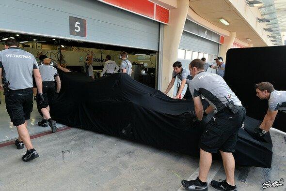 Nach Getriebeproblemen war für Hamilton vorzeitig Schluss