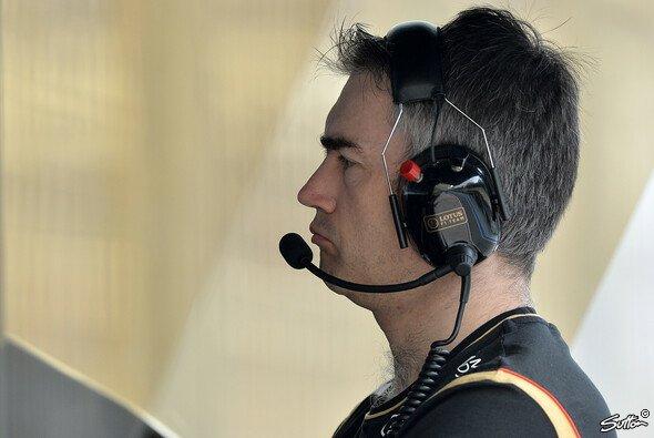 Nick Chester ist Technischer Direktor bei Lotus