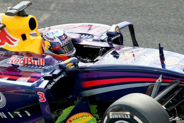 Ricciardo spulte 66 problemfreie Runden ab