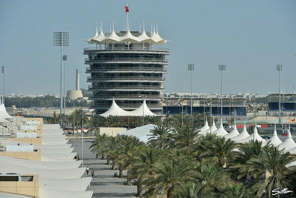Der Bahrain International Circuit verfügt nun über eine Michael-Schumacher-Kurve