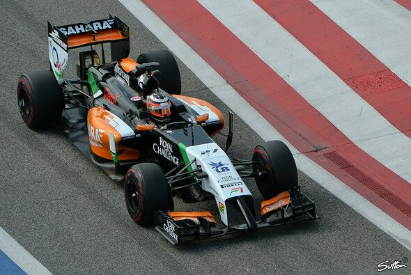 Force India visiert die Top-5 an
