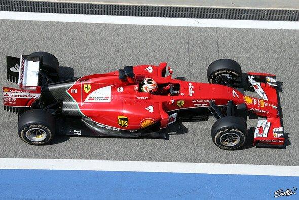 Räikkönen wäre gern mehr Runden gefahren - Foto: Sutton