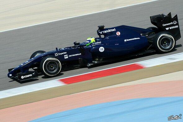 Massa setzt sich gegen Rosberg durch