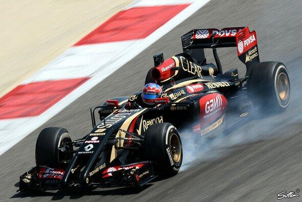 Grosjean erwartet harten Saisonstart