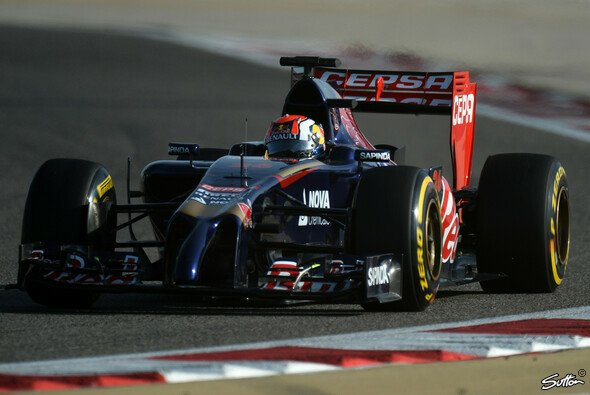 Toro Rosso kämpft sich aus den Problemen