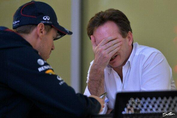 Sebastian Vettel erlebte einen Horror-Auftakt zum letzten Test in Bahrain