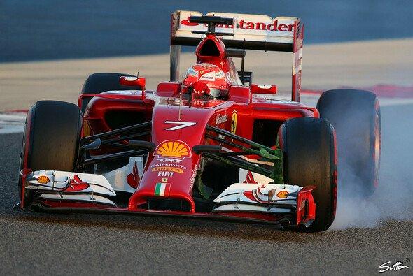 Ferrari muss alles für den Titel geben