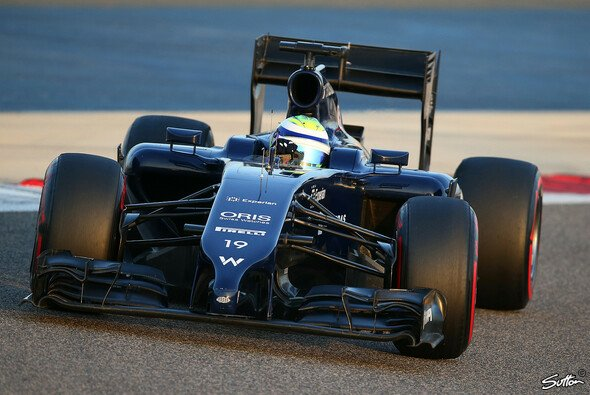 Williams gilt als Geheimfavorit - Foto: Sutton