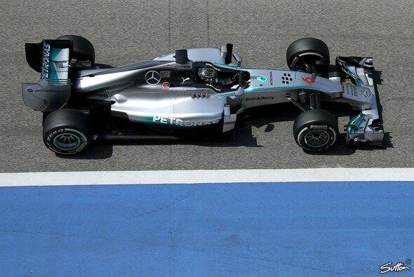 Mercedes ist bereit für Australien