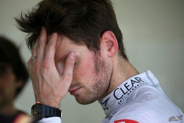 Romain Grosjean gefrustet: In Bahrain gab es jeden Tag Probleme