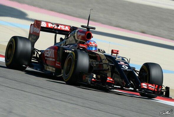 Die Testfahrten in Bahrain lassen auf einen mäßigen Saisonstart für Lotus schließen