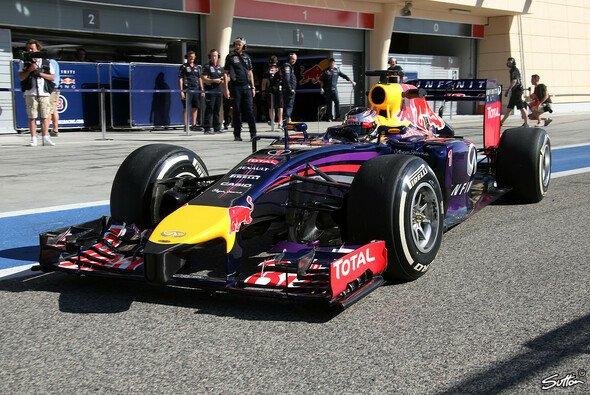 Sebastian Vettel konnte seine Rundenzahl der Wintertests am Sonntag fast verdoppeln