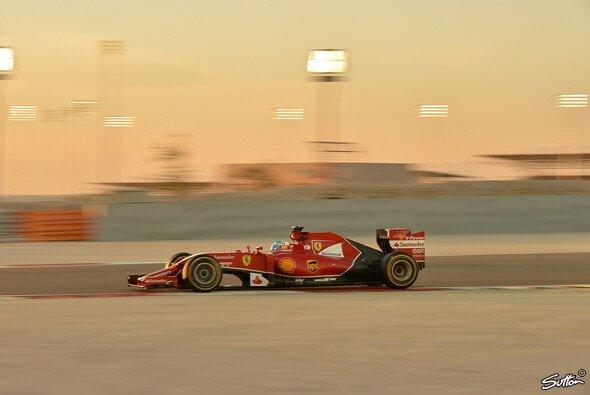 Fernando Alonso hätte gerne mehr Testtage zur Verfügung gehabt