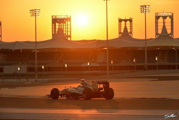 Fährt Mercedes alle in Grund und Boden? - Foto: Sutton
