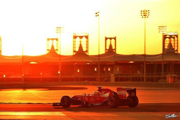 Ferrari ist noch nicht dort, wo das Team sein wollte